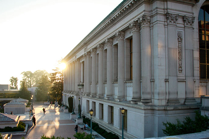 UC Berkeley university library